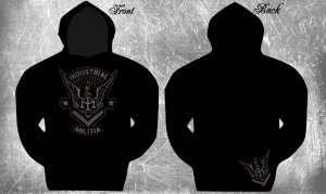 Military hoody